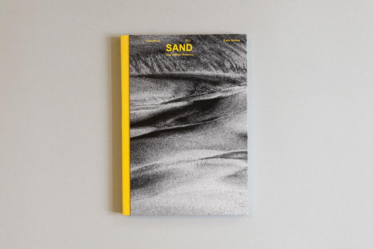 Katrin Behrens Sand, Wissensvermittlung mittels digitaler Plattform, Master